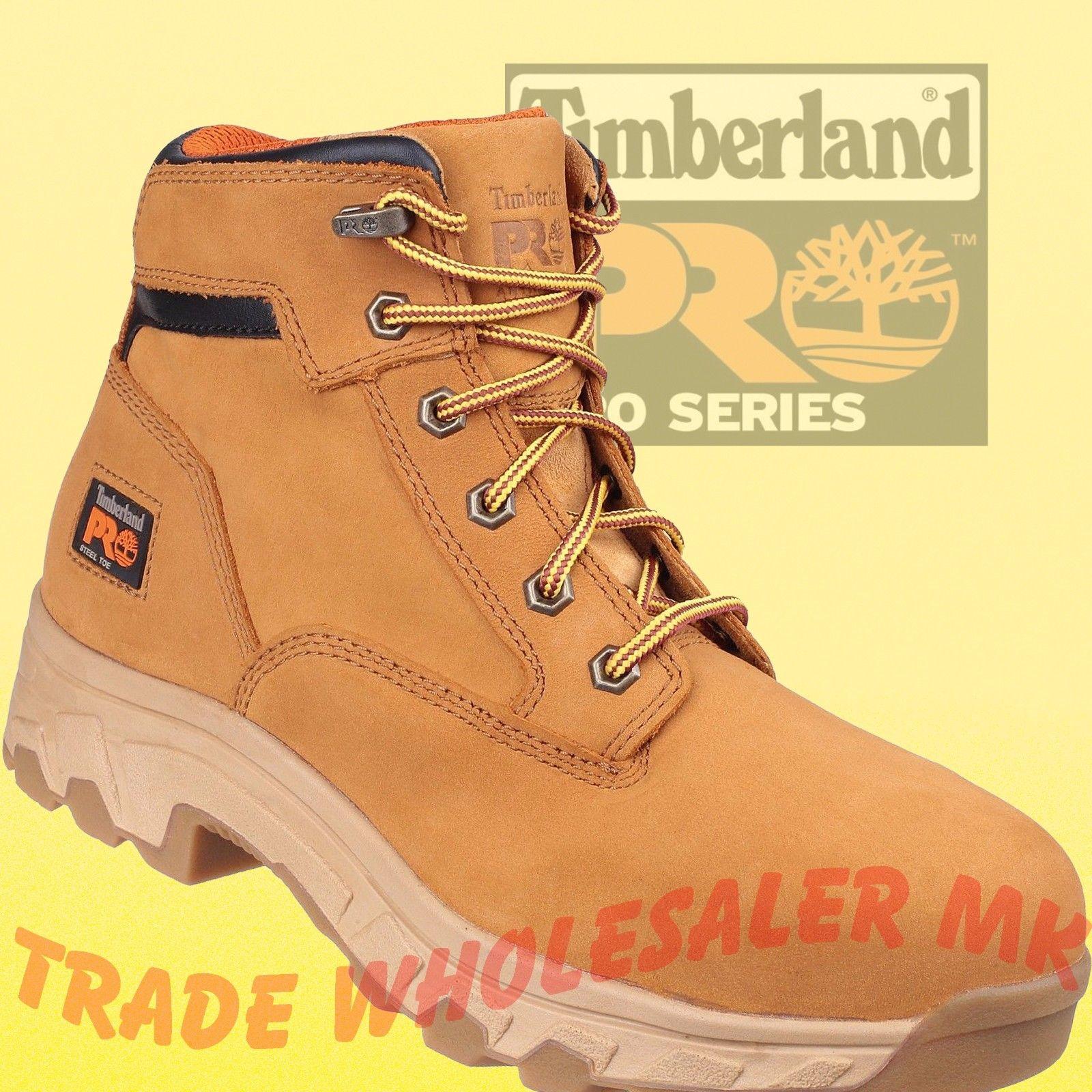 46c99eb88c9 Timberland Pro Safety Boots Hiker Honey Workstead Wheat UK 6-12