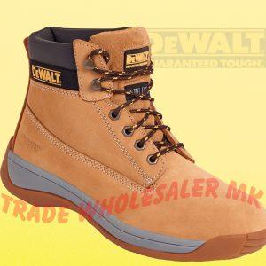 f51850b799f Caterpillar CAT Spiro S3 SRC Safety Boot – Brown or Honey steel toe ...
