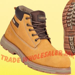 1e62e94aa18d Apache Safety Boots Lightweight Aluminium Safety Toecap Composite midsole  Honey