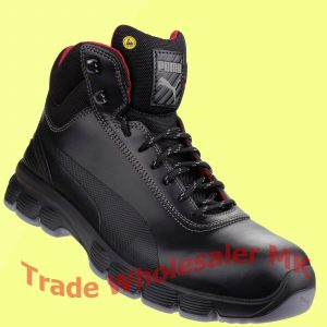 a34529f84ad City Knights Leather Steel Toe Cap Air Cushion Safety Shoes Smart ...