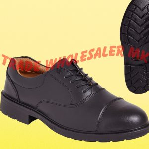 Safety boots Sterling SS601 Steel Toecap Black Safety Work boots