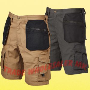 fc37f14420 Apache Lightweight Cargo Cordura Holster Pocket Work Wear Shorts Colour  Choices