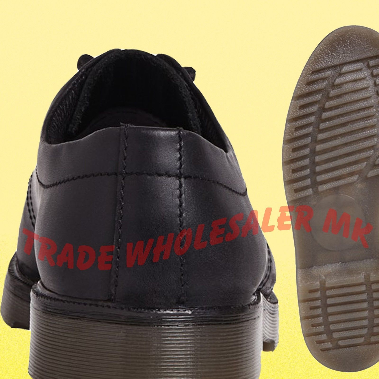 ef3eeab45bc City Knights Leather Steel Toe Cap Air Cushion Safety Shoes Smart Office  SS100