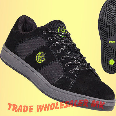 Trainer Shoe Lightweight- Steel Toe Cap