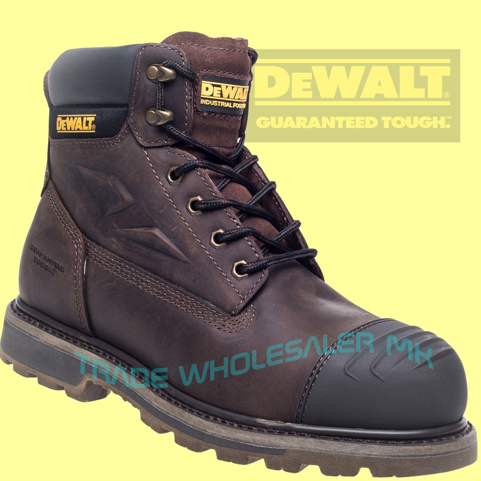 DeWalt Safety Boots Steel Toe Houston