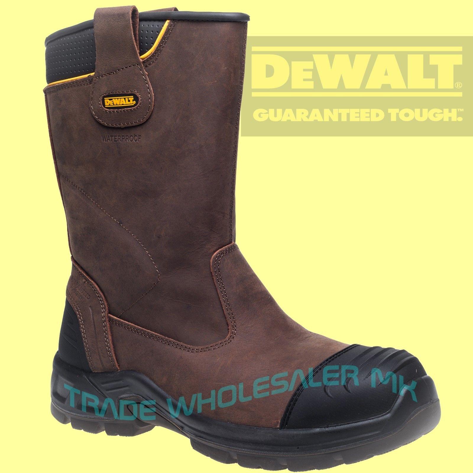 DeWalt Safety Boots Steel Toe